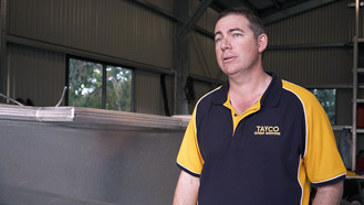 Scott Taylor - Residential Shed Owner