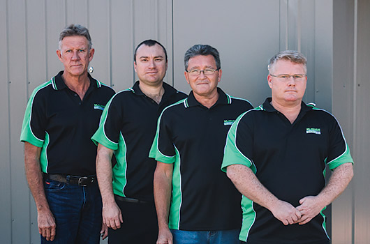 Shed Team