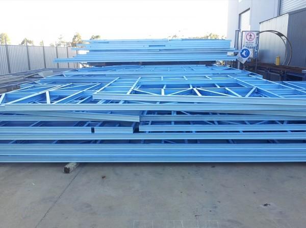 Why Choose BlueScope Steel Frames From McHugh Steel