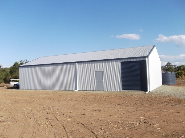 Bundaberg! You've Already Seen Our Industrial Sheds - We Bet You Were Impressed!